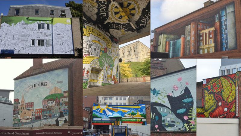 Norwich Urban Art Project
