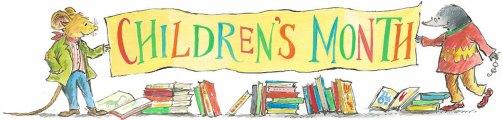Suffolk Libraries Children's Month