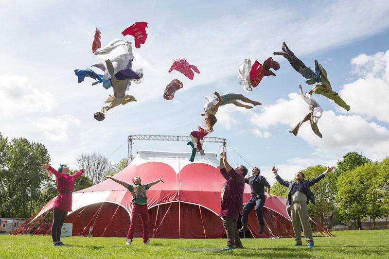 Chapelfield Summer Circus