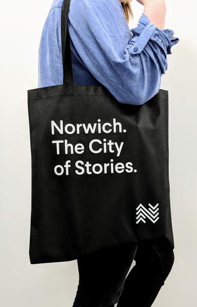 Norwich the City of Stories