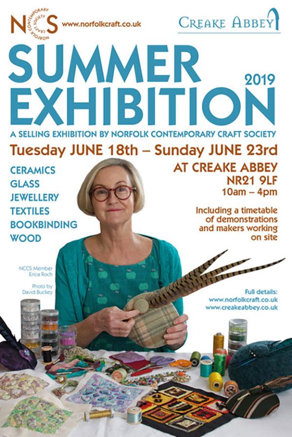 Summer Exhibition at Creake Abbey