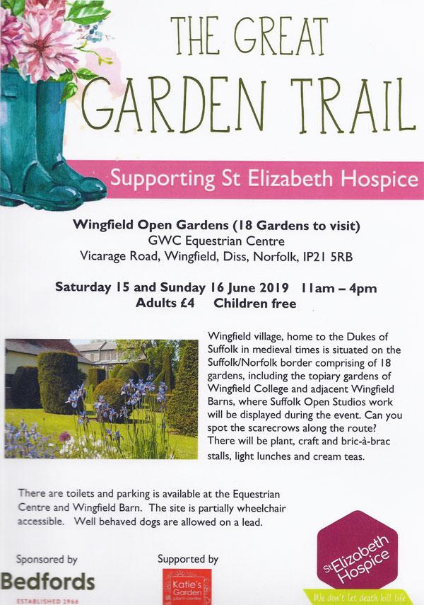 Wingfield Open Gardens 2019