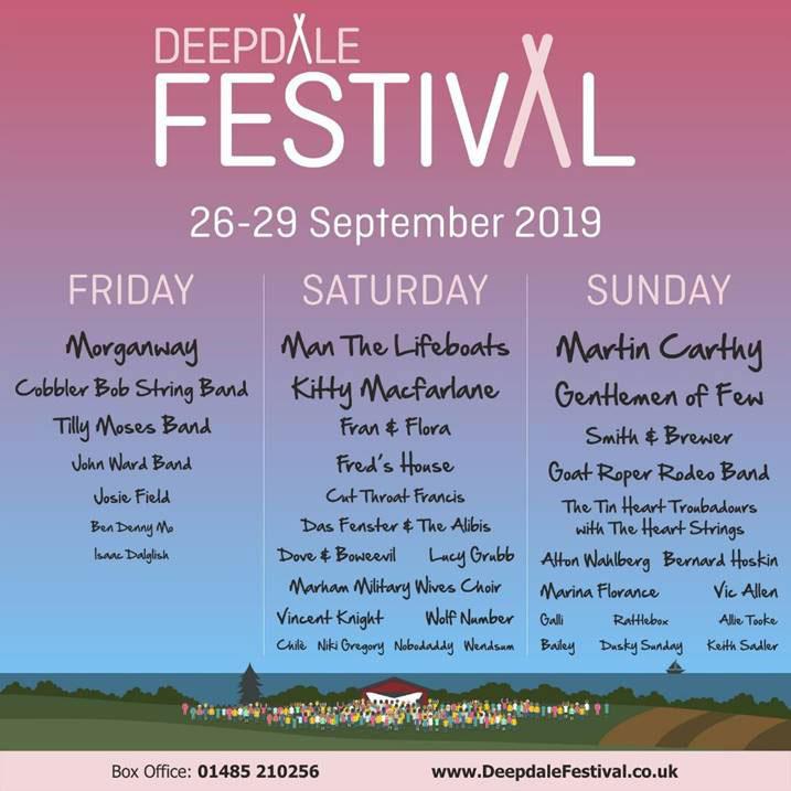 deepdale festival 2019