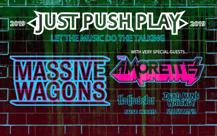 Just Push Play: Let The Music Do The Talking