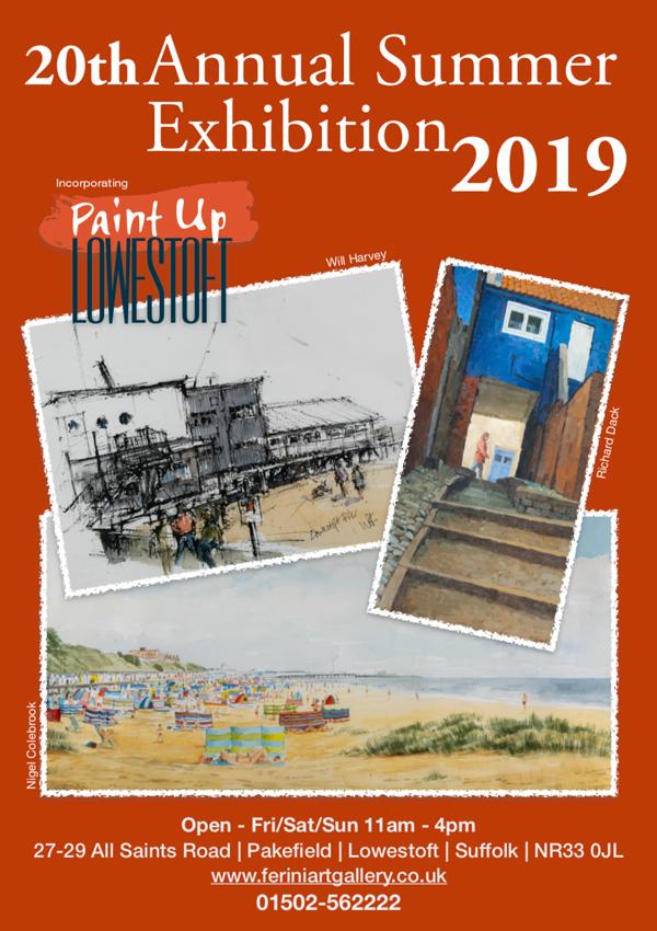 Ferini Annual Summer Exhibition