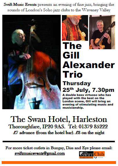The Gill Alexander Trio
