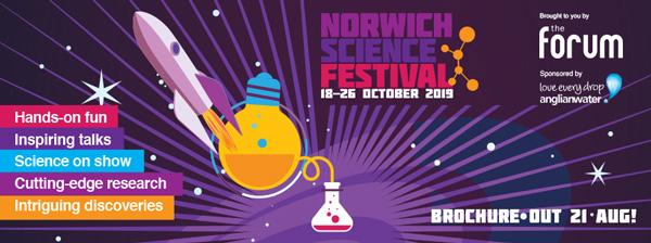 2019 Norwich Science Festival