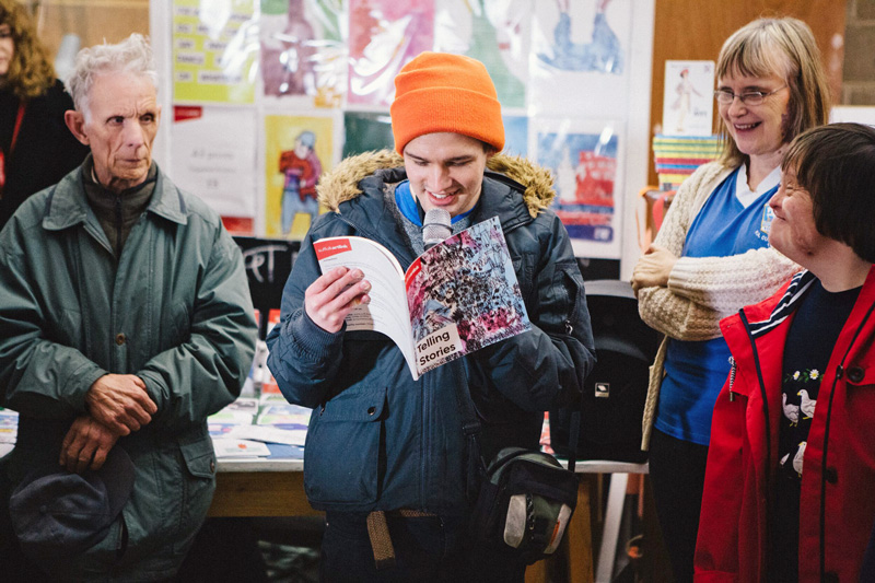 art courses for adults with learning disabilities