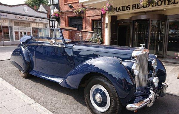 1950 Bentley Mark 6