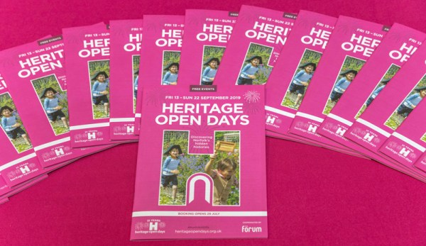 heritage open days 2019