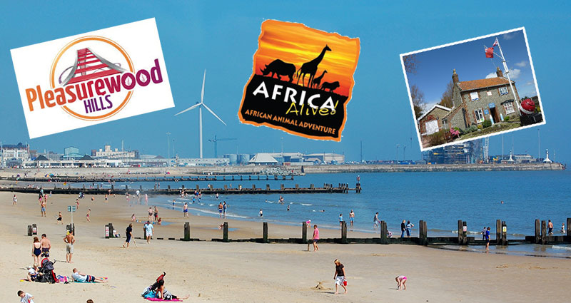 Lowestoft attractions