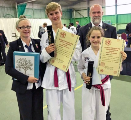Instructors-Mr-Mrs-Bedingfield-with-Bella-and-Liam
