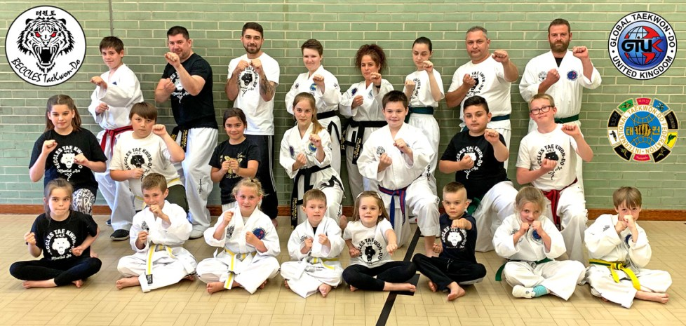 beccles-taekwondo-monday-class-july-2019