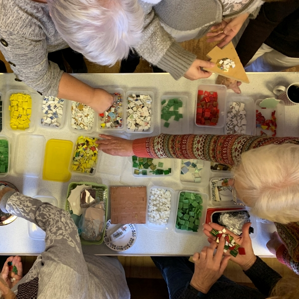 New creative get-togethers for older people in 2020
