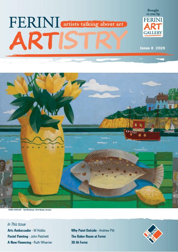 Ferini Artistry Magazine