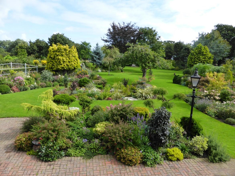 reopening of gardens