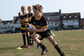 Covid-19 compliant rugby