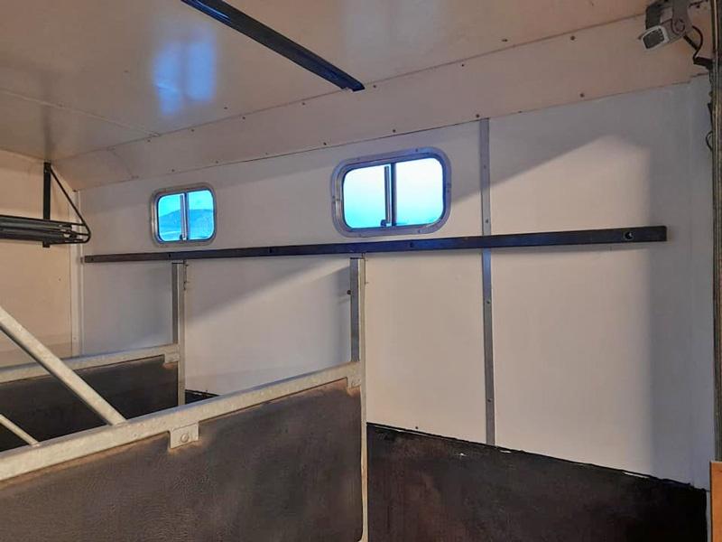 Horse Lorry new panels