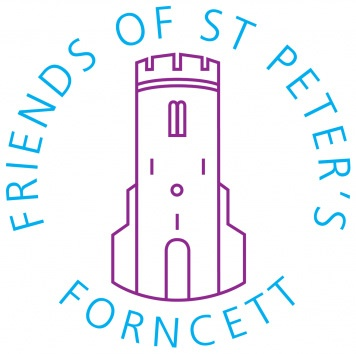 Friends of St Peter's, Forncett Logo