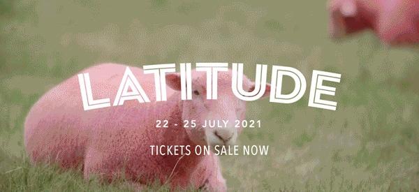 Latitude 2021 Line Up