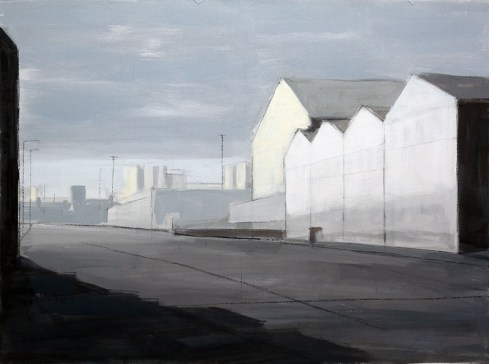 Katarzyna Coleman South Denes Road looking South 2016