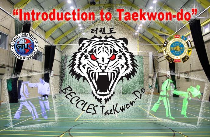 community Taekwon-do sessions.