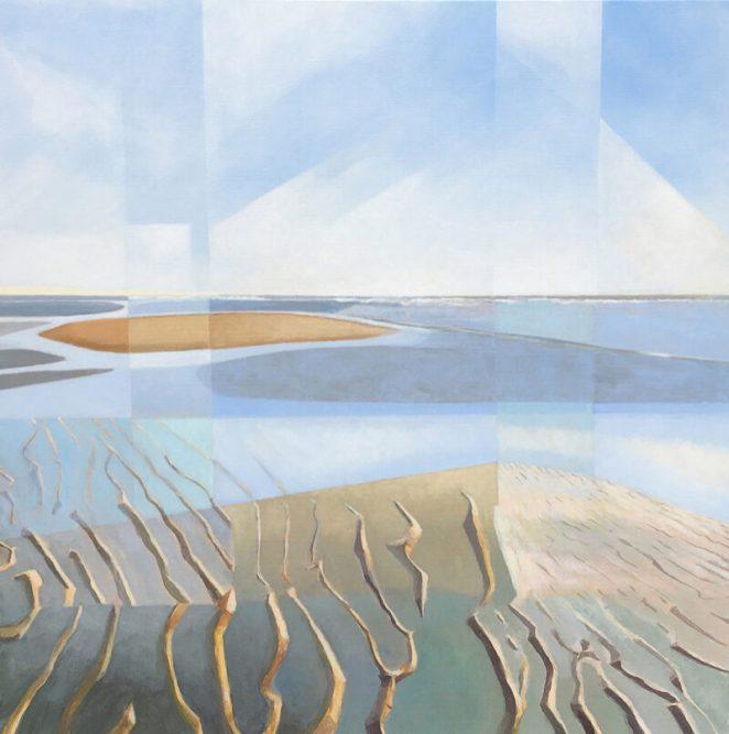 Artwork by Rosemary Elliot - Calm Waters