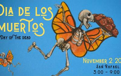 Dia de los Muertos – Day of the Dead annual cultural festival.