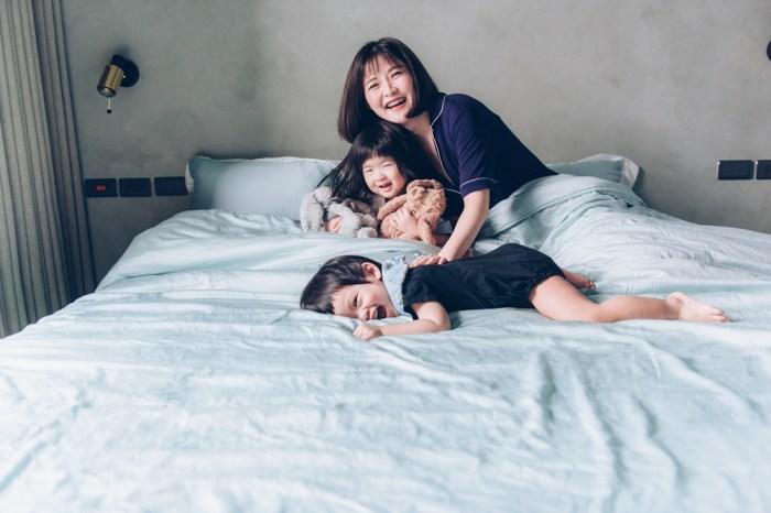 專櫃級天絲床單 – 睡過回不去的親膚感,天絲床單、兒童睡袋、釋壓枕