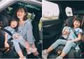【安全座椅】chicco KidFit成長型安全汽座 - 3歲以上ISOFIX兩用輕巧型汽座,放大後座空間!