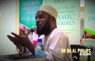 Dr Bilal Philips: To Set High Goals For Ourselves [04-01-14]