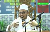 Ustaz Adli Mohd Saad: Mengikuti Nabi Di Bawah Skop Dua Wahyu [07-04-15]