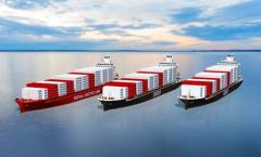 New container vessels to Eimskip