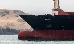 LAXFOSS leaves Eimskip fleet.
