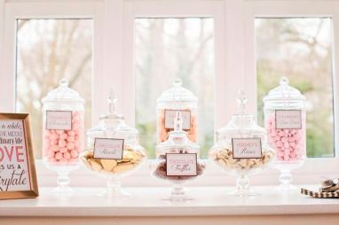 Elegant Sweet buffet