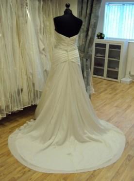 Wedding Dress David Tutera for Mon Cheri '211266'