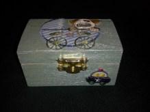 Charms by Joanna keepsake box