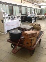 Buckinghamshire Railway Centre Wedding Venue