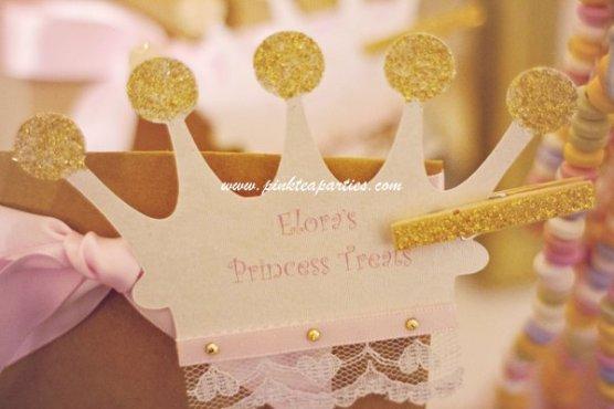 Princess Party Place Name