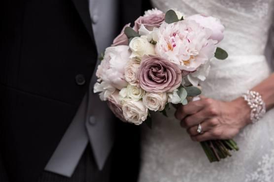 Bridal Bouquet created by Distinctive Petals