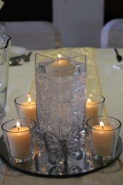 8) Hayley Jane Events close up candles and butterflies