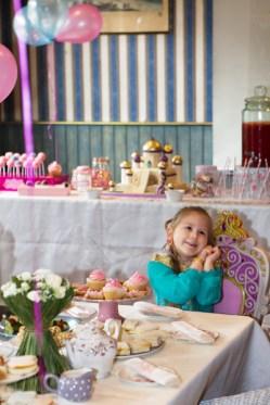 Little Princess Pink Tea Parties