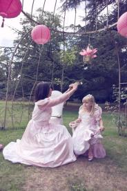 Princess Crowning Ceremony Pink Tea Parties
