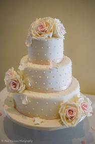 Pretty Cake Company cream bobbles