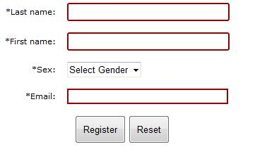 HTML5 Form Validation Quirks: Opera, Chrome And Firefox (1/6)