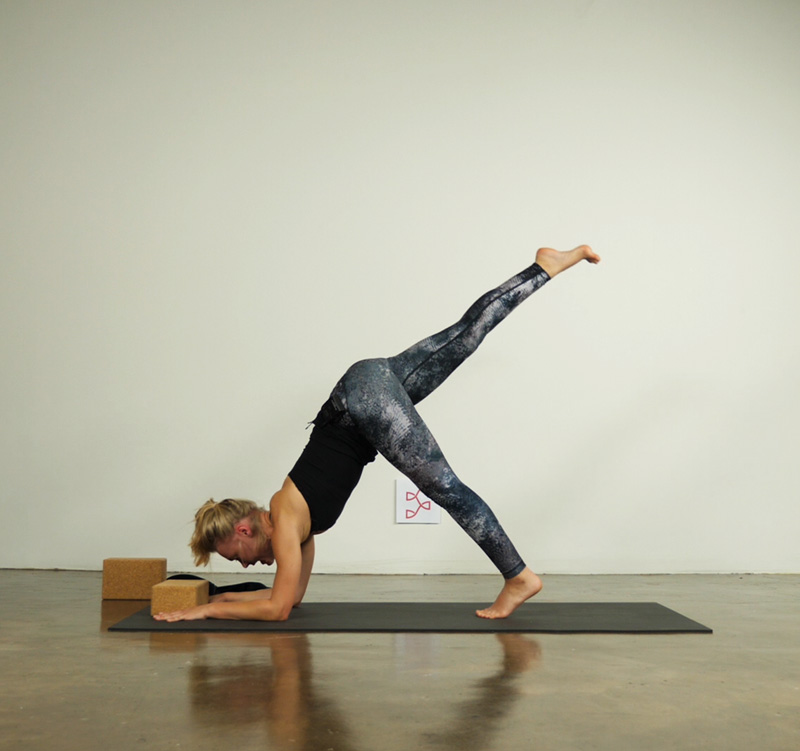 Flow to Explore Forearm Stand