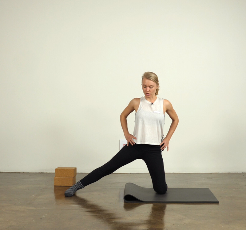 Fill Gaps in your Practice: Hips and Legs