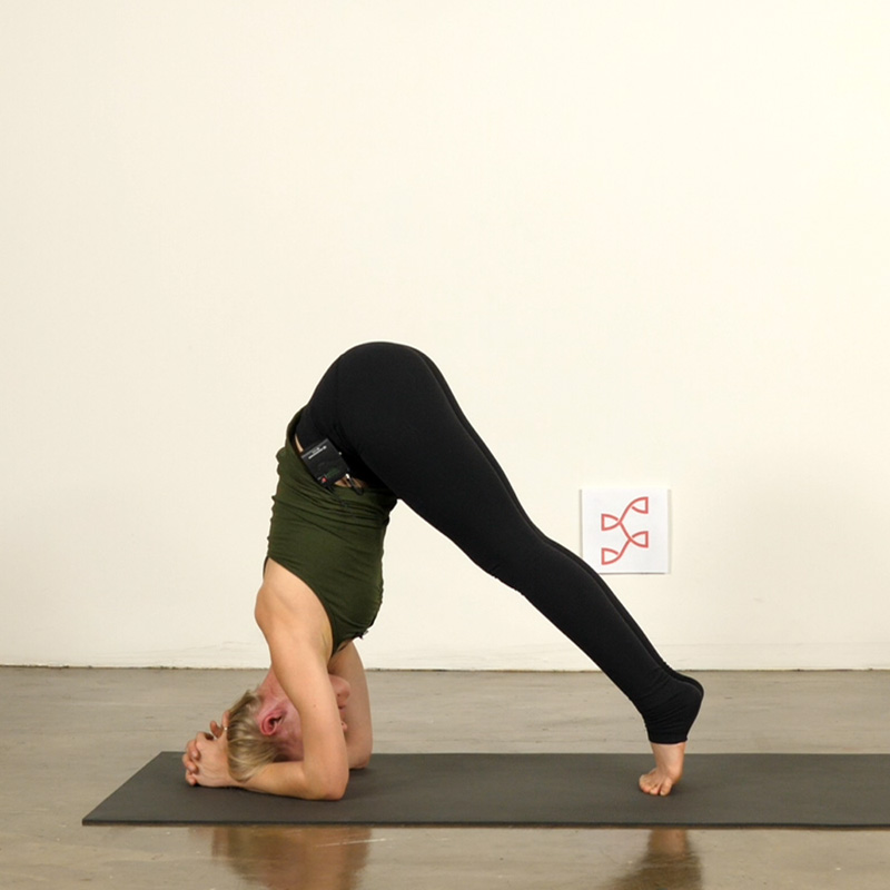 Quick Fix Level 2: Build to Headstand