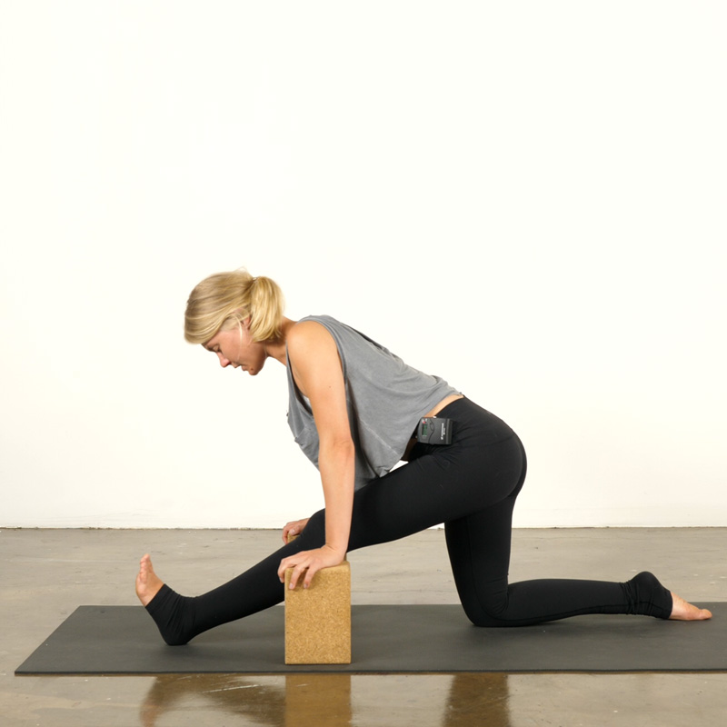 Yoga Cool Down: Hips and Hammies 1