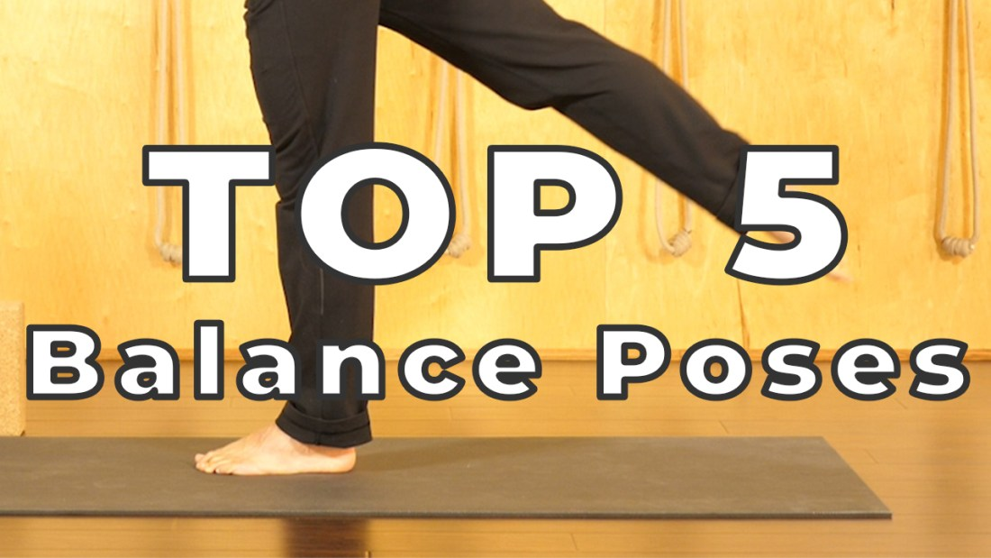 Top 5 Yoga Poses That Will Improve Your Balance